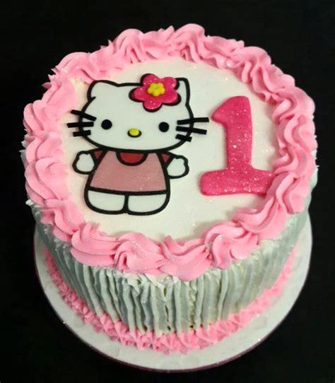 Contoh Kue Ulang Tahun Anak Perempuan Hello Kitty Terbaru