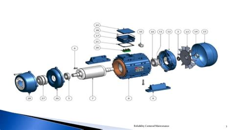 Electric Motor Maintenance by Fmea Electrical Motor