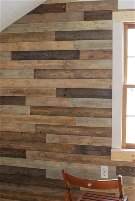 wood planks on walls diy pallet wall instructions pallet furniture diy