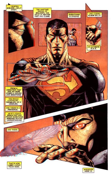 Superman(Cosmic Armor Thought Robot) vs The Living ...
