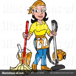 Housekeeping Clip Art Cartoons