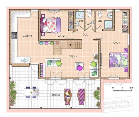 chambre des maitres moderne maison antillaise à partir de 150 000 dé du plan de maison antillaise à partir de 150