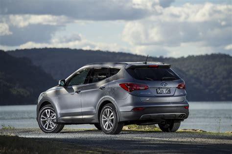 Review Hyundai Santa Fe hyundai santa fe review caradvice