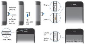 how to take out sim card from iphone 5 iphone 4s manual apple ios 5 0 software user guide boeboer