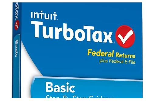 turbotax 2017 deluxe free download
