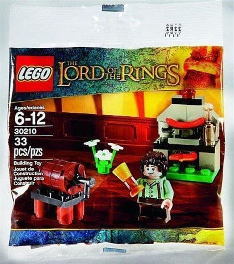 LEGO The Lord of the Rings 30210 - Frodo with cooking ...