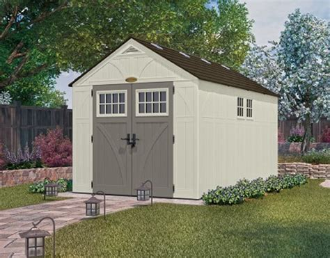 Suncast Tremont Shed 8 X 13 by Tremont 8x13 Shed Kit Resin Storage Shed By Suncast
