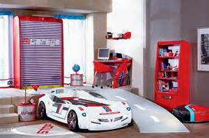 kinderzimmer junge auto car bed bedroom turbo car bed gt modern miami by turbo beds