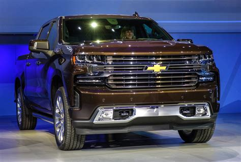 2019 Silverado 1500 Diesel by 2019 Silverado 1500 Lighter More Tech Diesel Engine