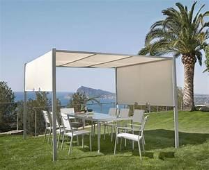 Tonnelle Pour Balcon : tonnelle de jardin carrefour meilleures images d ~ Premium-room.com Idées de Décoration