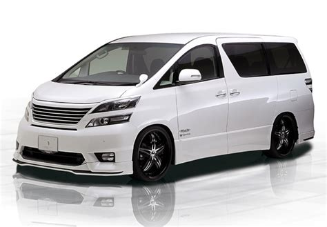 Toyota Vellfire Wallpapers by Tommykaira Toyota Vellfire 2009 Wallpapers 1600x1200