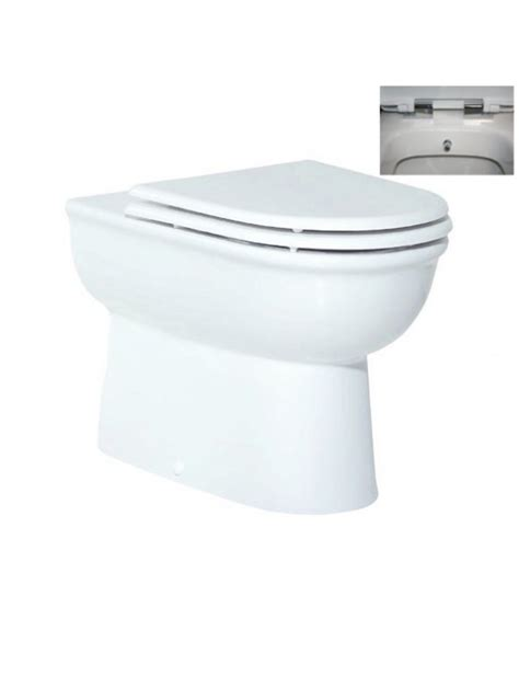 combined bidet toilets celino back to wall all in one combined bidet toilet with