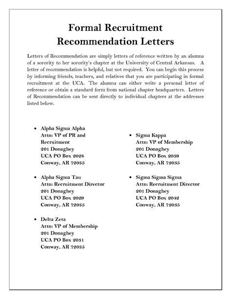 how to start a letter of interest for sorority letter