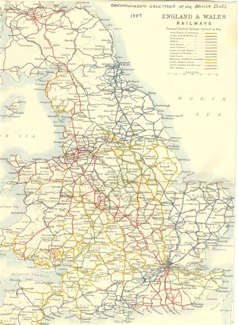 map  england  wales