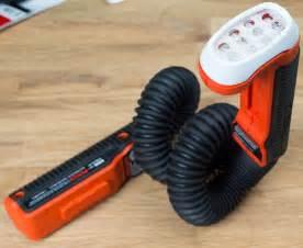 black and decker snake light black decker led snakelight flashlight review
