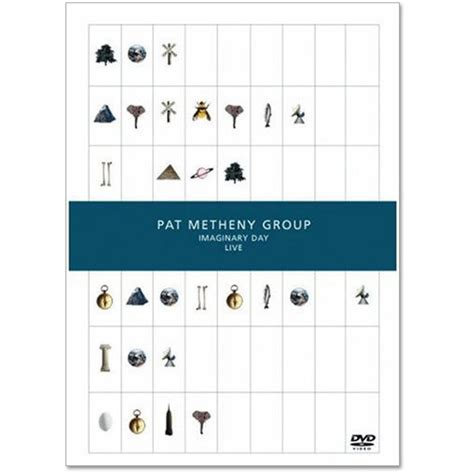 pat metheny imaginary day live dvd at discogs