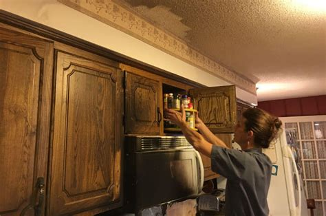 the kitchen springfield mo steps of our kitchen restoration services in
