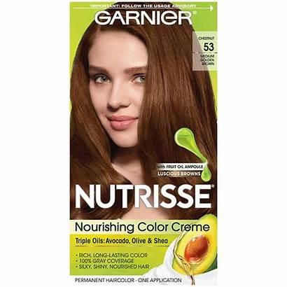 Nutrisse Brown Medium Golden Garnier Hair Creme