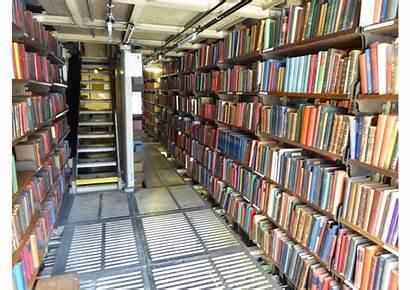 Tours Library London Stacks Lit Web Evening