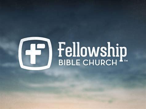 Logos Fellowship Church Logos Fellowship Bible Fellowship Bible Church Logo By Jon Pope Dribbble