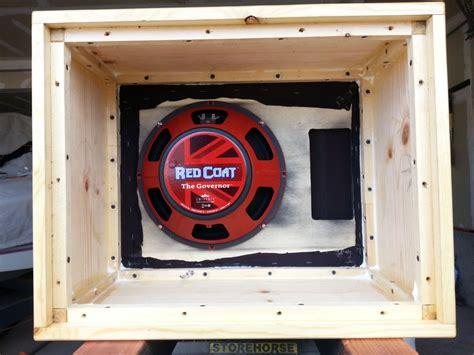 1x10 guitar cabinet diy building a 1x12 guitar speaker cabinet toddfredrich