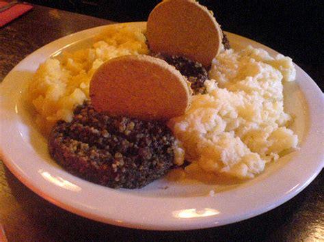 traditional scottish foods    haggis