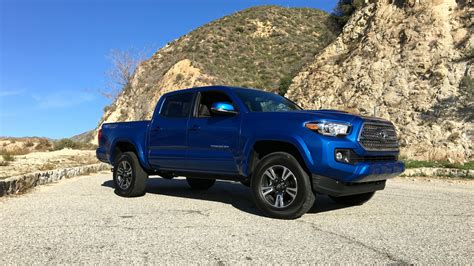 Cer For Toyota Tacoma by 2016 Toyota Tacoma Review Photos Caradvice