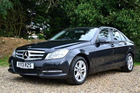 Great savings & free delivery / collection on many items. 2013 MERCEDES C-CLASS C220 CDI BLUEEFFICIENCY EXECUTIVE SE ...