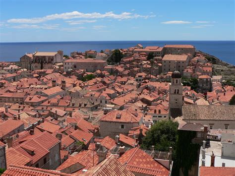 Dubrovnik Old City Croatia Travel And Tourism