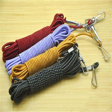 fishing missed rope fish pole rod protector elastic