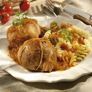 Paupiette De Porc : paupiette de porc tomates thym plat pr par sud ouest ~ Melissatoandfro.com Idées de Décoration