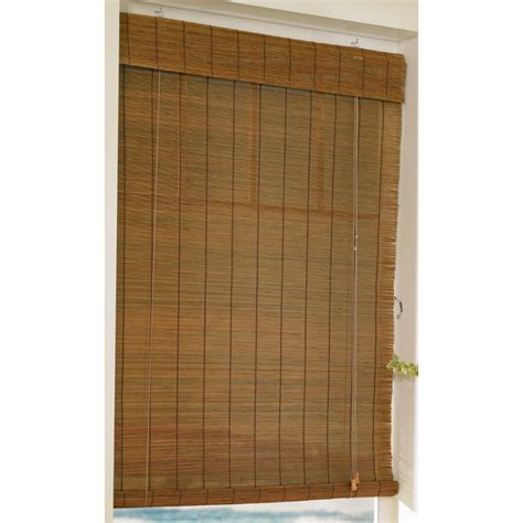 lowes l shade lowes bamboo patio blinds home decor takcop