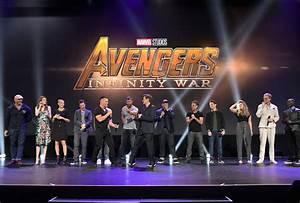 New Photos of Marvel's Avengers: Infinity War Cast ...