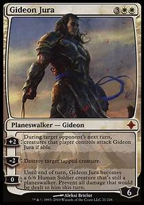 Gideon Jura (Rise of the Eldrazi)