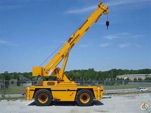 15 Ton Broderson Load Chart 2012 Broderson Ic250 3c Carry Deck Crane For Sale Crane