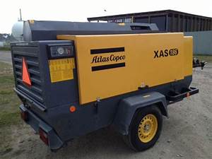 Atlas Copco Xas 186 For Sale  Retrade Offers Used Machines  Vehicles  Equipment And Surplus