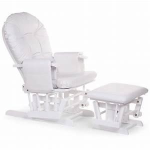Fauteuil Repose Pied : fauteuil d 39 allaitement rond repose pied de childwood ~ Teatrodelosmanantiales.com Idées de Décoration