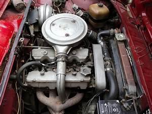 1973 Fiat 125 Coup U00e9 Coupe Sport Bialbero Engine