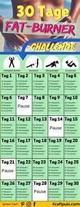 30 Tage Fitness : 30 tage fat burner challenge so nimmst du schnell und effizient ab ~ Frokenaadalensverden.com Haus und Dekorationen
