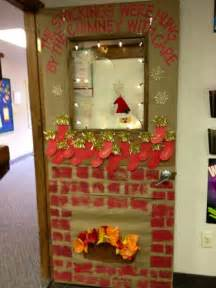 christmas door decorating ideas for elementary school 53