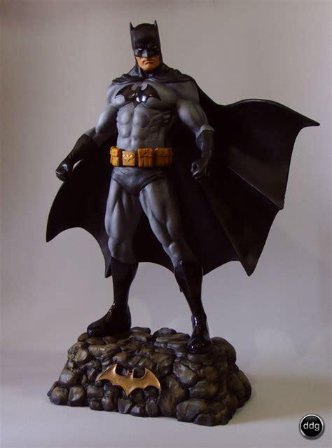 Polymer clay Batman step by step tutorial – Super-Heroes