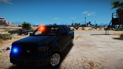 Unmarked 2010 Ford F-150