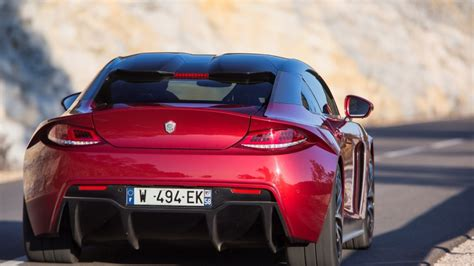 Exagon Furtive-eGT Electric Sports Car Revealed In ...