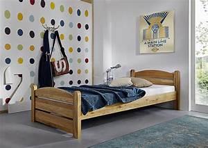 Bett Eiche Massiv 180x200 : bett 180x200 doppelbett eiche theo wildeiche massiv ge lt ~ Indierocktalk.com Haus und Dekorationen