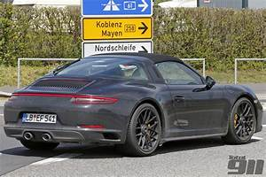 Porsche 911 Targa Gts : exclusive porsche 991 2 targa gts spied at n rburgring total 911 ~ Maxctalentgroup.com Avis de Voitures