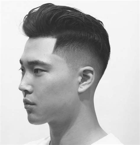 hairstyle pria undercut pendek fresh hair cut
