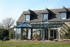 des idees en photos pour sublimer sa maison avec une belle With maison toit en verre 1 la veranda moderne 80 idees chic et tendance