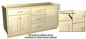 Flush Overlay Cabinets Online Information