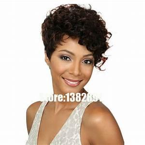 Cheveux Court Bouclé Femme : coupe courte cheveux fris s femme ~ Louise-bijoux.com Idées de Décoration