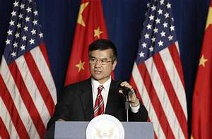 U.S. Ambassador Urges China to Lower Trade Barriers